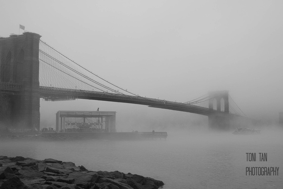 East River Fog